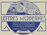 Lettres modernes : Tome 5, Album cont...