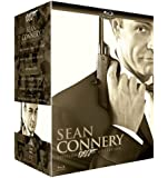 La Collection James Bond - Coffret Sean Connery [Blu-ray]