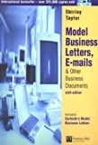 Model business letters- e-mails & other business documents