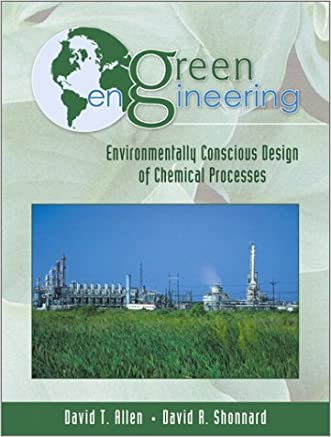 Green Engineering: Environmentally Conscious Design of Chemical Processes