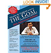 Eliyahu M. Goldratt (Author), Jeff Cox (Author)  (491)  Buy new:  $24.95  $14.47  208 used & new from $6.05