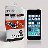 Ultimate Shield Proteggi Schermo Premium Vetro Temperato per iPhone 5/5S/5C