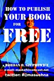 How to Publish Your Book for Free