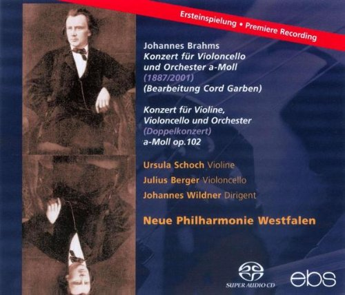 BRAHMS: CONCERTO IN A MINOR