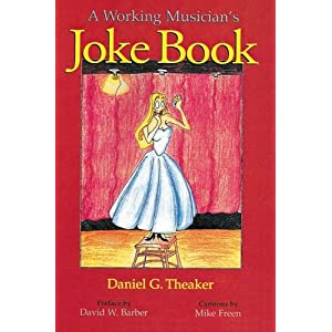 A Working Musician's Joke Book - Daniel Theaker