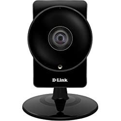 2-Pack D-Link DCS-960L HD Ultra-Wide Wi-Fi Camera with Night Vison