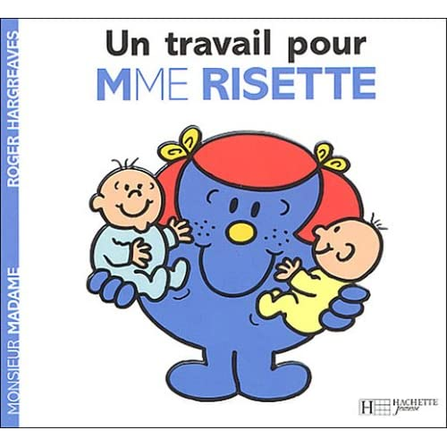 Mr mme et barbapapa - Madame casse pied ...