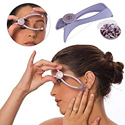 Slique Eyebrow Face and Body Hair Threading and Removal System.