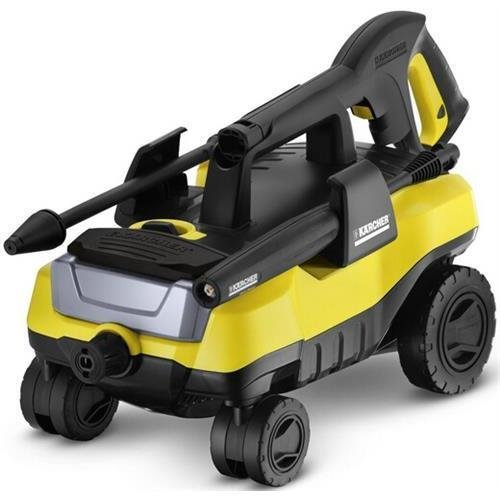 Karcher 1.418-050.0 K3 Follow Me Electric Pressure Washer (Black With Yellow)