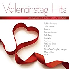 Valentinstag Hits - Die 65 Sch�nsten Love Songs