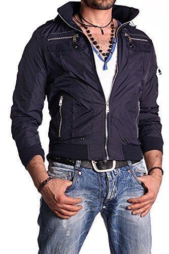 sportliche coole Jacke mit V-Body Schnitt günstig online kaufen