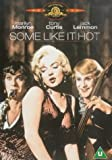 Some Like It Hot [1959] [DVD]