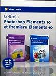 Coffret : photoshop elements 10 et pr...