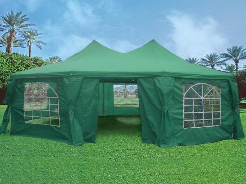 29'x21' Octagonal Wedding Party Tent Canopy Gazebo