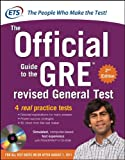 GRE The Official Guide to the Revised General Test with CD-ROM, Second Edition (GRE: The Official Guide to the General Test)
