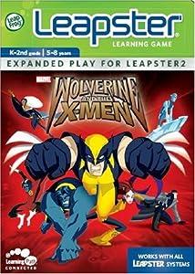 LeapFrog Leapster Learning Game: Wolverine