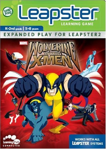 LeapFrog Leapster Learning Game: Wolverine - 1