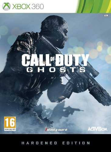 Call of Duty Ghosts Hardened Edition Microsoft