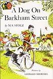A Dog on Barkham Street (0060258411) by Stolz, Mary