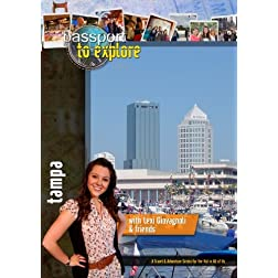 Passport to Explore Tampa Florida