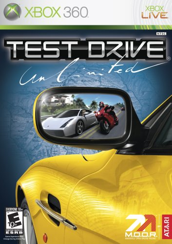 Test Drive Unlimited - Xbox 360 (Xbox 360 Truck Games compare prices)
