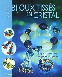 Bijoux tissés en cristal