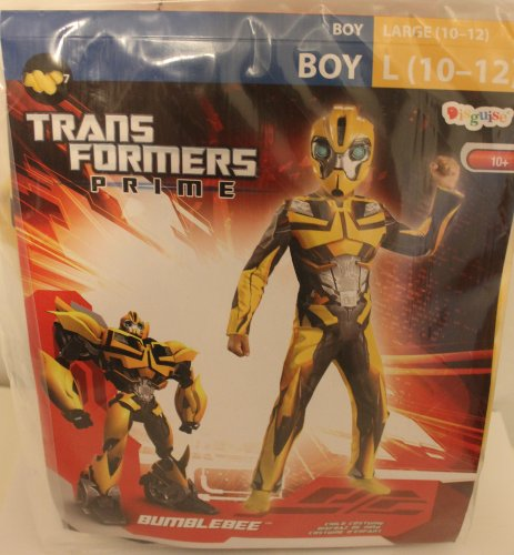 TRANSFORMERS Optimus BUMBLEBEE - Medium (8)