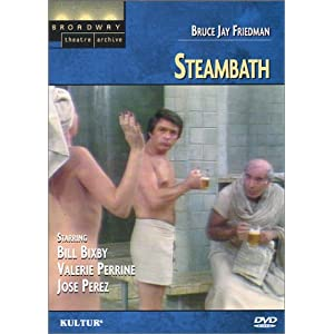 Steambath (Broadway Theatre Archive)