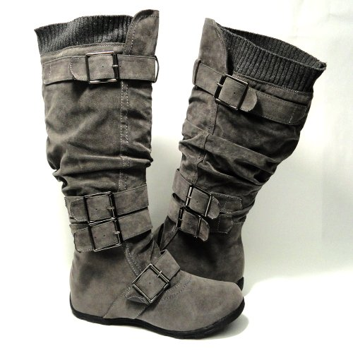Nice Flat Winter Boots | Planetary Skin Institute