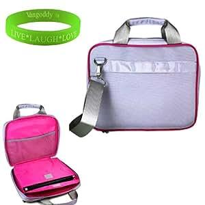 Vg-Laptop Laptop Messenger Bag (Pink)
