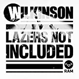"""LAZERS NOT INCLUDED [12"""" VINYL]"""