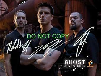 Ghost Adventures show cast, actors, celebs, photos