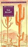 The Desert (Peregrine Smith Literary Naturalists)