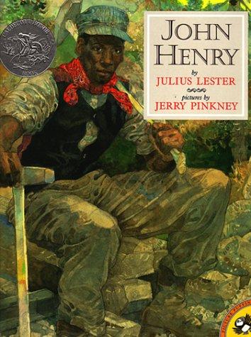 John Henry, JULIUS LESTER, JERRY PINKNEY