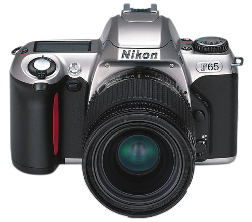Nikon F65 with 28-100  &  70-300 Lenses