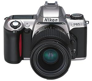 Nikon F65 with 28-100 & 70-300 Lenses