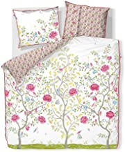 Pip Studio 26001260050 Housse de Couette Morning Glory Blanc 240 x 220 + 2 TO 65 x 65 cm