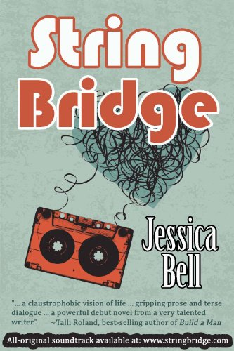 Poet and musician Jessica Bell's debut novel String Bridge – A rich exploration of desire, guilt, and the difficult balancing act of the modern woman – 29 out of 29 Rave Reviews & Just $1.84! Don't miss this great deal!
