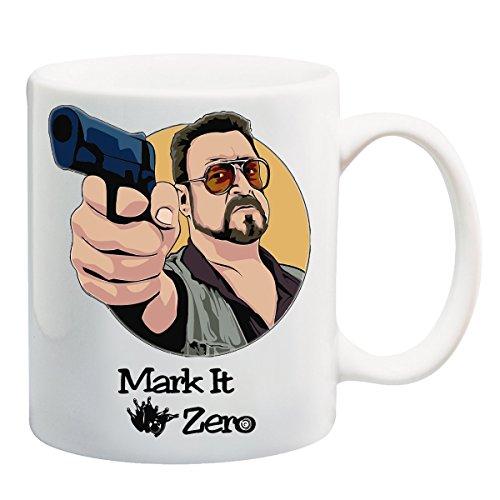 Big Lebowski Mark it Zero Tazza