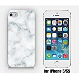 for iPhone 5/5S - Marble Pattern - Ship from Vietnam - US Registered Brand