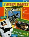 Drei (3) Mega Games Simulations. 3 CD...