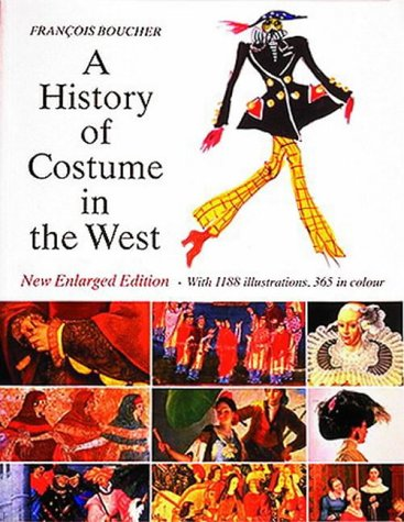 A History of Costume in the West: Francois Boucher, Yvonne Deslandres: 9780500279106: Amazon.com: Books