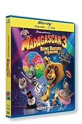 Madagascar 3 : bons baisers d'europe - Combo DVD + Blu-ray [Blu-ray]