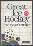 echange, troc Great ice hockey - Master System - PAL
