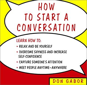 """Cover of """"How to Start a Conversation"""""""