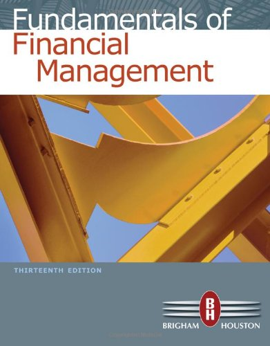 Fundamentals of Financial Management ( Thomson