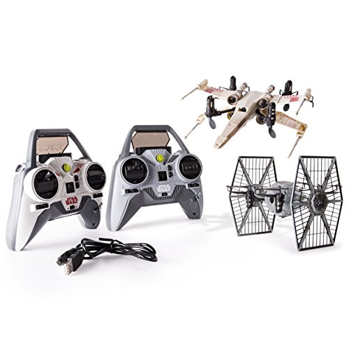 Air Hogs - Star Wars X-wing vs. Fighter Drone Battle Set