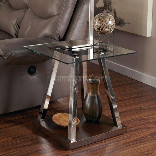 Cheap Anuhea Square End Table T520-2 (B009CBRVEG)