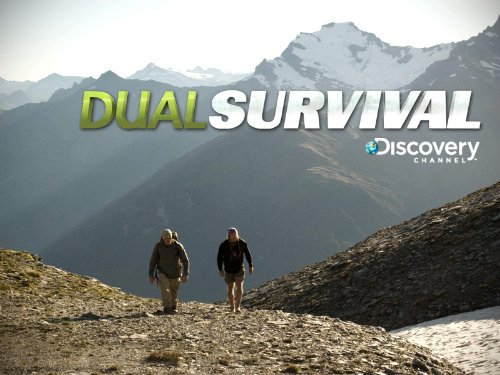Discovery Channel &#8211; DUAL SURVIVAL &#8211; PANIC IN THE JUNGLE