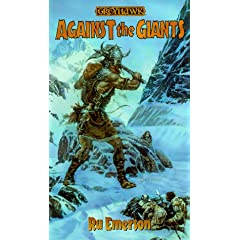 Against the Giants (Greyhawk Classics) by Ru Emerson